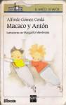 Macaco y Antón - Alfredo Gómez Cerdá