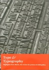 Type & Typography: Highlights from Matrix--The Review for Printers & Bibliophiles - John Berry, John Randle