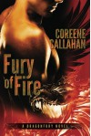 Fury of Fire - Coreene Callahan