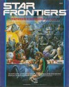 Star Frontiers: Referee's Screen And Mini Module - Mark Acres, Tom Moldvay