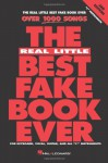 The Real Little Best Fake Book Ever: C Edition - Hal Leonard Publishing Company