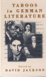 Taboos in German Literature - David Jackson