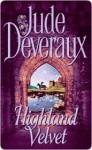 Highland Velvet (Montgomery, #3) - Jude Deveraux