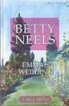 Emma's Wedding (Betty Neels Large Print) - Betty Neels
