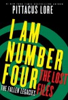 I Am Number Four: The Lost Files: The Fallen Legacies (Lorien Legacies) - Pittacus Lore
