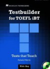TOEFL Testbuilder Students Book Pack International - Pamela Vittorio