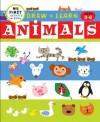Draw + Learn: Animals - Harriet Ziefert, Tanya Roitman