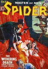 The Spider, Master of Men! #63: The Withering Death - Grant Stockbridge, Wayne Rogers