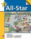 All-Star - Book 2 (High Beginning) - Set of Wall Posters - Lee Linda, Jean Bernard, Kristin Sherman, Stephen Sloan, Grace Tanaka, Shirley Velasco