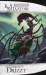 The Legend of Drizzt Boxed Set, Books VII - X (Forgotten Realms: Legacy of the Drow, #1-4; Legend of Drizzt, #7-10) - R.A. Salvatore