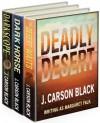 Deadly Desert (Three Novels) - J. Carson Black