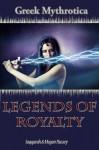 Greek Mythrotica: Legends of Royalty - Saqqarah, Megan Hussey