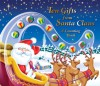 Ten Gifts from Santa Claus: A Counting Book - Jenny Bak, Niall Harding, Bak