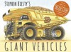 Giant Vehicles - Rod Green, Stephen Biesty
