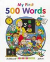 My First 500 Words (Early learning) - Jenny Tulip