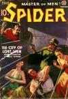 The Spider, Master of Men! #53: The City of Lost Men - Grant Stockbridge, Wayne Rogers