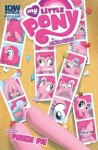 My Little Pony: Micro Series #5 - Pinkie Pie - Ted Anderson, Ben Bates, Amy Mebberson