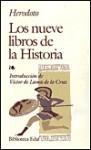 Los Nueve Libros de La Historia - Herodoto