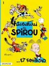 4 aventures de Spirou... et Fantasio - André Franquin
