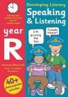 Speaking & Listening: Year R (Developing Literacy) - Ray Barker, Christine Moorcroft