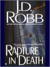 Rapture in Death - J.D. Robb