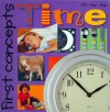 First Concepts Large - Time - Roger Priddy