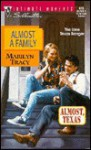 Almost a Family - Marilyn Tracy