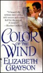 Color of the Wind - Elizabeth Grayson