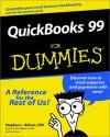 QuickBooks 99 for Dummies - Stephen L. Nelson