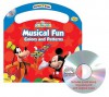 Musical Fun: Colors and Patterns [With CD] - Studio Mouse LLC, Studio Mouse LLC