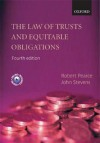 The Law of Trusts and Equitable Obligations - Robert A. Pearce, John Stevens