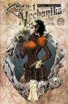 Lady Mechanika #1 - Joe Benitez