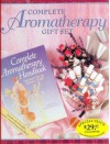Complete Aromatherapy Gift Set/Includes 8 Pure Essential Oils, Eyedropper and Complete Aromatherapy Handbook - Cassandra Eason