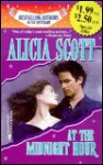 At the Midnight Hour (The Guiness Gang) (Silhouette Intimate Moments, No 658) - Alicia Scott