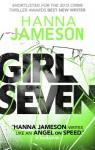 Girl Seven (London Underground, #2) - Hanna Jameson