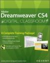 Dreamweaver Cs4 Digital Classroom - Jeremy Osborn, Aquent Creative Team, AGI Creative Team