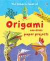 Book Of Origami (Usborne Activities) - Lucy Bowman