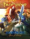 Pathfinder Companion: Andoran, Spirit of Liberty - Jonathan H. Keith, Colin McComb, Jason Nelson, Hank Woon, Hal Maclean