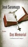 Das Memorial (German Edition) - José Saramago, Andreas Klotsch