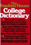 The Random House College Dictionary - Jess Stein