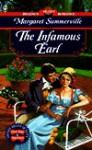 The Infamous Earl - Margaret Summerville