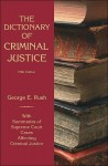 Dictionary of Criminal Justice - Rush