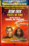 Faces of Fire (Star Trek: The Original Series, #58) - Michael Jan Friedman, Bibi Besch