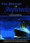 The History of Shipwrecks - Angus Konstam, Claudia Pennington