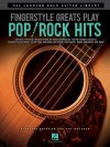 Fingerstyle Greats Play Pop/Rock Hits: Hal Leonard Solo Guitar Library - Hal Leonard Publishing Company