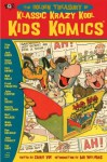 The Golden Treasury of Krazy Kool Klassic Kids' Komics - Craig Yoe, Stan Lee, Jack Kirby, Steve Ditko, Frank Frazetta, Walt Kelly, Dr. Seuss, Syd Hoff, Jules Feiffer, George Carlson, John Stanley, Dan DeCarlo, Carl Barks, Sheldon Mayer, Mo Willems