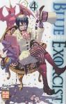 Blue exorcist, Tome 4 - Kazue Kato