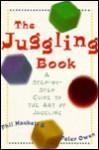 The Juggling Book - Phil Hackett, Peter Owen