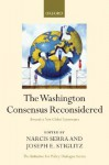 The Washington Consensus Reconsidered: Towards a New Global Governance - Narcis Serra