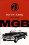 MG MGB 1800CC Tuning Manual - Brooklands Books Ltd
